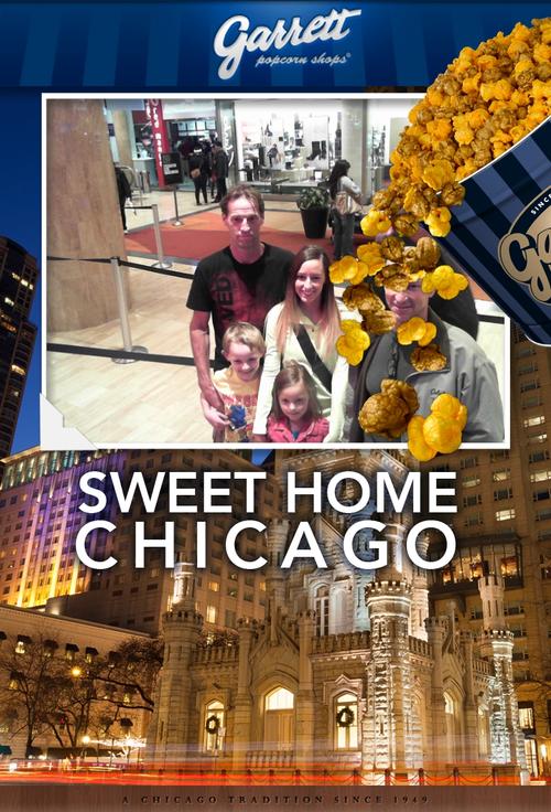 Garret popcorn chicago