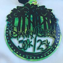 Stanky creek 50k metal