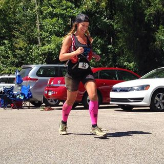 Stanky creek 50k finish